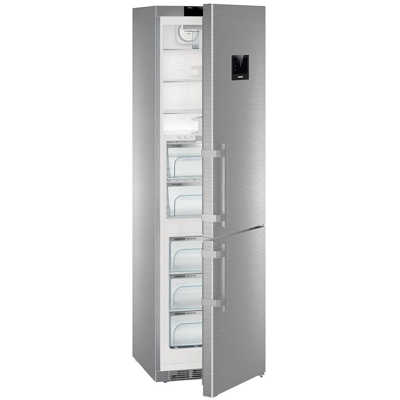 cbnpes4858 - frigorifero combinato liebherr premium ventilato no