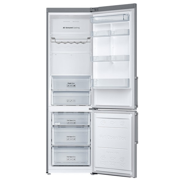 rb37j5315ss - frigorifero combinato samsung serie 5000 total no