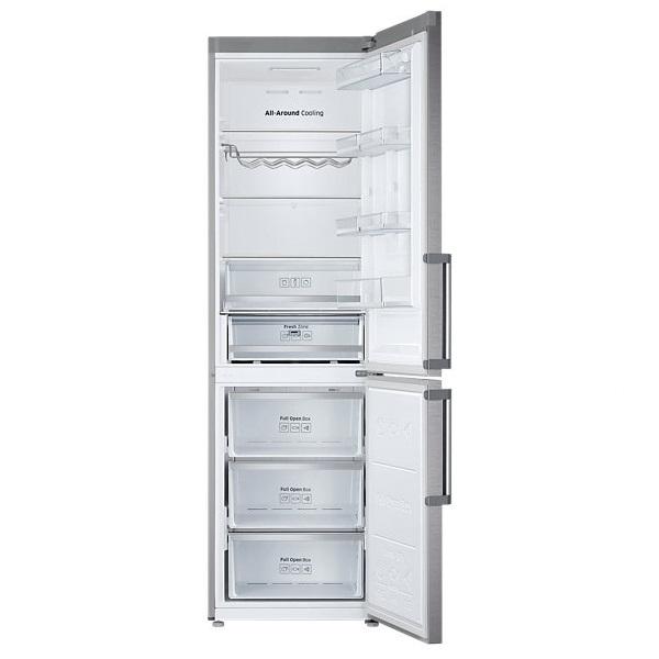 rb41j7335sr - frigorifero combinato samsung serie 7000 total no