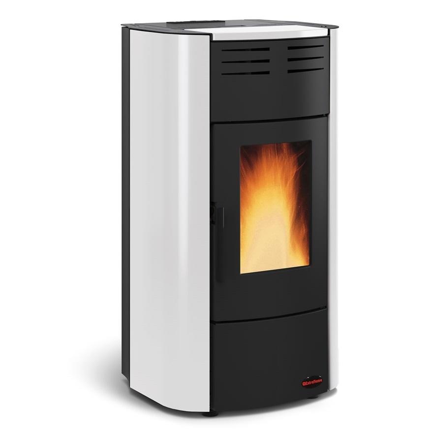 1280305 termostufa a pellet la nordica extraflame raffaella idro 2 0 da 19 kw braciere in - Termostufe a pellet nordica prezzi ...