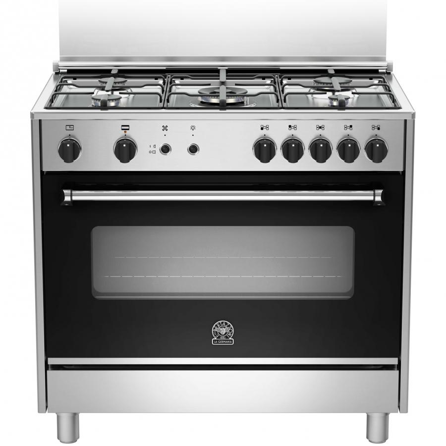 AMS95C71DX - Cucina con Forno a Gas da 90 cm LA GERMANIA Serie ...