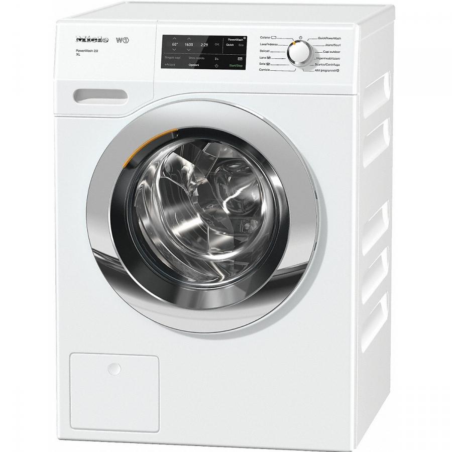 Perfect WCI330   Lavatrice Con Carica Frontale MIELE Cestello A Nido Du0027Ape 9 Kg  1600 Giri/min Powerwash 2.0 Oblou0027 Cromato Classe A+++  40% [GARANZIA  ITALIANA]